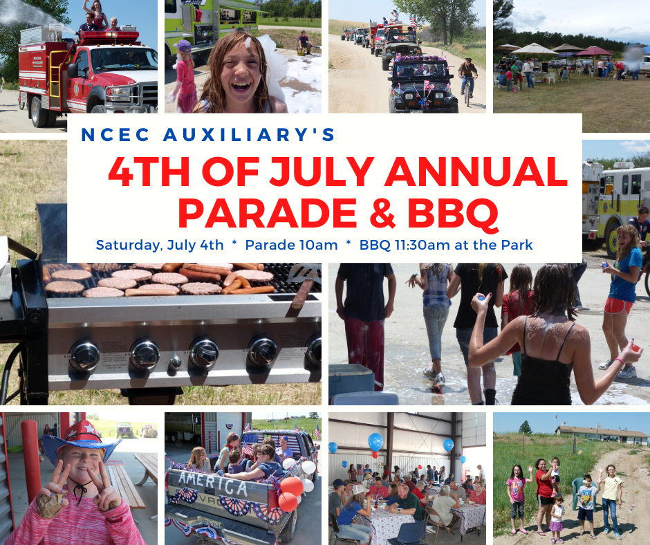 Annual 4th of July Parade & BBQ